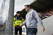16 April 2017; Wexford manager Davy Fitzgerald ahead of the Allianz Hurling League Division 1 Semi-Final match between Wexford and Tipperary at Nowlan Park in Kilkenny. Photo by Ramsey Cardy/Sportsfile