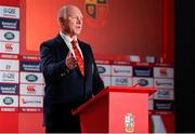 19 April 2017; British & Irish Lions tour manager John Spencer in attendance at the announcement of the British & Irish Lions Squad for the 2017 Tour to New Zealand at the Hilton London Syon Park in Middlesex, London. Photo by Paul Harding/Sportsfile