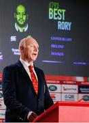 19 April 2017; British & Irish Lions Tour manager John Spencer at the announcement of the British & Irish Lions Squad for the 2017 Tour to New Zealand at the Hilton London Syon Park in Middlesex, London. Photo by Paul Harding/Sportsfile