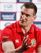 19 April 2017; British & Irish Lions captain Sam Warburton in attendance at the announcement of the British & Irish Lions Squad for the 2017 Tour to New Zealand at the Hilton London Syon Park in Middlesex, London. Photo by Paul Harding/Sportsfile