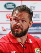 19 April 2017; British & Irish Lions coach Andy Farrell in attendance at the announcement of the British & Irish Lions Squad for the 2017 Tour to New Zealand at the Hilton London Syon Park in Middlesex, London. Photo by Paul Harding/Sportsfile