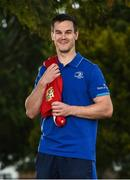 19 April 2017; Jonathan Sexton of Leinster who was today named in the 2017 British & Irish Lions squad that will tour New Zealand this summer at Leinster Rugby HQ in UCD, Belfield, Dublin. Photo by Seb Daly/Sportsfile