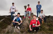 19 April 2017; In attendance at the Bank of Ireland Celtic Challenge Launch 2017, are from left, Mark Sweeney of Waterford East, Des Duggan of West Waterford, Adam Murphy of Cork City, Cormac O'Brien of Cork East, Liam O'Connor of South Tipperary and Mikey Duggan of Limerick South/East in Howth, Co Dublin.  Photo by Sam Barnes/Sportsfile
