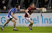 20 April 2017; Alan Brogan of St Oliver Plunketts Eoghan Ruadh in action against Stephen O'Connor of Ballyboden St Endas during the Dublin County Senior Club Football Championship Round 1 match between Ballyboden St Endas and St Oliver Plunketts Eoghan Ruadh at Parnell Park in Dublin. Photo by Piaras Ó Mídheach/Sportsfile