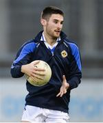 20 April 2017; Shane Clayton of Ballyboden St Endas in the warm-up before the Dublin County Senior Club Football Championship Round 1 match between Ballyboden St Endas and St Oliver Plunketts Eoghan Ruadh at Parnell Park in Dublin. Photo by Piaras Ó Mídheach/Sportsfile
