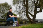 21 April 2017; EirGrid U21 Football Ambassador Sean Cavanagh ahead of the EirGrid GAA Football U21 All-Ireland Final, between Dublin and Galway, which will take place on Saturday, 29th April at 5pm in O'Connor Park, Tullamore. EirGrid is the state-owned company that manages and develops Ireland's electricity grid. For more information see www.eirgrid.com or AA. Photo by Stephen McCarthy/Sportsfile