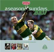 This 130 page hardback coffee table book (300mm x 300mm) is a collection of images of the 2007 Gaelic Games year by the Sportsfile photographers. With text by Irish Times journalist, Tom Humphries, it is a treasured record of the 2007 GAA season to be savoured by players, spectators and enthusiasts everywhere.