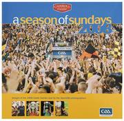 This 170 page hardback coffee table book (300mm x 300mm) is a collection of images of the 2008 Gaelic Games year by the Sportsfile photographers. With text by Irish Times journalist, Tom Humphries, it is a treasured record of the 2008 GAA season to be savoured by players, spectators and enthusiasts everywhere.