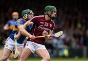 23 April 2017; Niall Burke of Galway in action against Cathal Barrett of Tipperary during the Allianz Hurling League Division 1 Final match between Galway and Tipperary at the Gaelic Grounds in Limerick. Photo by Diarmuid Greene/Sportsfile