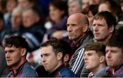 23 April 2017; Westmeath fitness coach Tommy Carr looks on during the Leinster GAA Hurling Senior Championship Qualifier Group Round 1 match between Laois and Westmeath at O'Moore Park, in Portlaoise, Co Laois. Photo by Piaras Ó Mídheach/Sportsfile