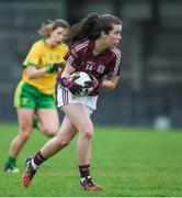 23 April 2017; Roisín Leonard of Galway during the Lidl Ladies Football National League Division 1 semi-final mach between Donegal and Galway at Markievicz Park, in Sligo. Photo by Brendan Moran/Sportsfile