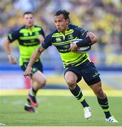 23 April 2017; Isa Nacewa of Leinster during the European Rugby Champions Cup Semi-Final match between ASM Clermont Auvergne and Leinster at Matmut Stadium de Gerland in Lyon, France. Photo by Stephen McCarthy/Sportsfile