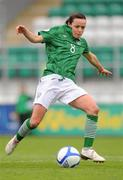 22 October 2011; Áine O'Gorman, Republic of Ireland. UEFA Women's Euro 2013 Qualifier, Republic of Ireland v Israel, Tallaght Stadium, Tallaght, Dublin. Picture credit: Stephen McCarthy / SPORTSFILE