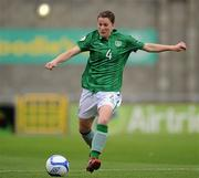 22 October 2011; Niamh Fahey, Republic of Ireland. UEFA Women's Euro 2013 Qualifier, Republic of Ireland v Israel, Tallaght Stadium, Tallaght, Dublin. Picture credit: Stephen McCarthy / SPORTSFILE