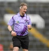 23 April 2017; Referee Owen Elliot during the Littlewoods Ireland Camogie League Div 1 Final match between Cork and Kilkenny at Gaelic Grounds, in Limerick.  Photo by Ray McManus/Sportsfile