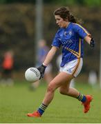 30 April 2017; Elaine Fitzpatrick of Tipperary during the Lidl Ladies Football National League Div 3 Final match between Tipperary and Wexford at the Clane Grounds in Kildare.  Photo by Piaras Ó Mídheach/Sportsfile