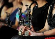 5 November 2011; A general view of the 2011 Camogie All-Star awards during the 2011 Camogie All-Stars in association with O'Neills. Citywest Hotel, Saggart, Co. Dublin. Picture credit: Stephen McCarthy / SPORTSFILE