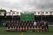 7 May 2017; The Sligo squad prior to the Connacht GAA Football Senior Championship Preliminary Round match between New York and Sligo at Gaelic Park in the Bronx borough of New York City, USA. Photo by Stephen McCarthy/Sportsfile