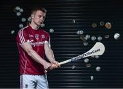 10 May 2017; Bord Gáis Energy today launched its new #HurlingToTheCore campaign at Croke Park to mark the beginning of a summer of hurling.  #HurlingToTheCore celebrates Bord Gáis Energy's belief that hurling is more than a sport or pastime - it is deeply ingrained in Irish history and stitched into our national identity. In attendance at the Bord Gáis Energy Summer of Hurling Launch is Joe Canning of Galway. Croke Park in Dublin. Photo by Sam Barnes/Sportsfile