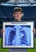 10 May 2017; Bord Gáis Energy today launched its new #HurlingToTheCore campaign at Croke Park to mark the beginning of a summer of hurling.  #HurlingToTheCore celebrates Bord Gáis Energy's belief that hurling is more than a sport or pastime - it is deeply ingrained in Irish history and stitched into our national identity. In attendance at the Bord Gáis Energy Summer of Hurling Launch is Patrick Curran of Waterford. Croke Park in Dublin. Photo by Sam Barnes/Sportsfile