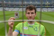 12 May 2017; Pádraic Mannion of Galway in attendance at the Cúl Heroes 2017 Trading Card and Magazine launch at Croke Park in Dublin. Photo by Piaras Ó Mídheach/Sportsfile