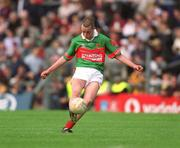 19 May 2002; Colm Forde, Mayo. Minor Football. Picture credit; Damien Eagers / SPORTSFILE