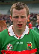 19 May 2002; Eoin Hughes, Mayo. Minor Football. Picture credit; Brian Lawless / SPORTSFILE