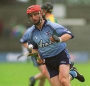 26 May 2002; David Sweeney, Dublin. hurling. Picture credit; Matt Browne / SPORTSFILE