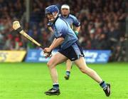26 May 2002; Kevin Flynn, Dublin. Hurling. Picture credit; Matt Browne / SPORTSFILE