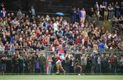 7 May 2017; Shane Hogan of New York during the Connacht GAA Football Senior Championship Preliminary Round match between New York and Sligo at Gaelic Park in the Bronx borough of New York City, USA. Photo by Stephen McCarthy/Sportsfile