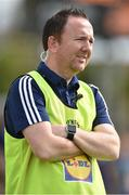 14 May 2017; Stephen Maxwell manager of Westmeath during the Lidl National Football League Division 2 Final Replay match between Westmeath and Cavan at St. Brendans Park in Birr, Co. Offaly. Photo by Matt Browne/Sportsfile