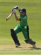 14 May 2017; Niall O'Brien of Ireland during the One Day International match between Ireland and New Zealand at Malahide Cricket Club in Dublin. Photo by Brendan Moran/Sportsfile