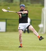 16 April 2017; Conor Corvan of Armagh during the Ulster GAA Hurling Senior Championship Final match between Antrim and Armagh at the Derry GAA Centre of Excellence in Owenbeg, Derry. Photo by Oliver McVeigh/Sportsfile