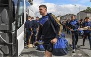 21 May 2017; Seamus Callanan of Tipperary arrives prior to the Munster GAA Hurling Senior Championship Semi-Final match between Tipperary and Cork at Semple Stadium in Thurles, Co. Tipperary. Photo by Brendan Moran/Sportsfile