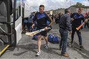 21 May 2017; Padraic Maher of Tipperary arrives prior to the Munster GAA Hurling Senior Championship Semi-Final match between Tipperary and Cork at Semple Stadium in Thurles, Co Tipperary. Photo by Brendan Moran/Sportsfile