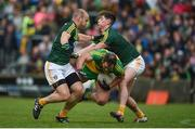 21 May 2017; Michael Murphy in action during the Ulster GAA Football Senior Championship Quarter-Final match between Donegal and Antrim at MacCumhaill Park in Ballybofey, Co Donegal. Photo by Philip Fitzpatrick/Sportsfile