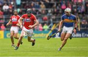 21 May 2017; Conor Lehane of Cork in action against Ronan Maher of Tipperary during the Munster GAA Hurling Senior Championship Semi-Final match between Tipperary and Cork at Semple Stadium in Thurles, Co Tipperary. Photo by Ray McManus/Sportsfile