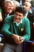 21 September 1986; Kerry manager Mick O'Dwyer after the game. Kerry v Tyrone, All-Ireland Football Final, Croke Park, Dublin. Picture credit; Ray McManus / SPORTSFILE
