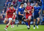 19 May 2017; Joey Carbery of Leinster during the Guinness PRO12 Semi-Final match between Leinster and Scarlets at the RDS Arena in Dublin. Photo by Ramsey Cardy/Sportsfile