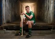 23 May 2017; In attendance at the launch of the Bord Gáis Energy GAA Hurling U21 All-Ireland Championship is Peter Casey of Limerick. Follow all the U21 Hurling Championship action at #HurlingToTheCore. Photo by Ramsey Cardy/Sportsfile