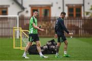 25 May 2017; Declan Rice of Republic of Ireland during squad training at Fota Island in Cork. Photo by Eóin Noonan/Sportsfile