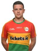 25 May 2017; Graham Power of Carlow. Carlow Football Squad Portraits 2017 at O'Moore Park in Portlaoise, Co Laois. Photo by Eóin Noonan/Sportsfile