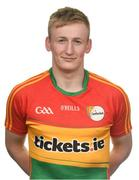 25 May 2017; Shane O'Neill of Carlow. Carlow Football Squad Portraits 2017 at O'Moore Park in Portlaoise, Co Laois. Photo by Eóin Noonan/Sportsfile