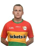 25 May 2017; Jack Kennedy of Carlow. Carlow Football Squad Portraits 2017 at O'Moore Park in Portlaoise, Co Laois. Photo by Eóin Noonan/Sportsfile