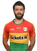 25 May 2017; Shane Redmond of Carlow. Carlow Football Squad Portraits 2017 at O'Moore Park in Portlaoise, Co Laois. Photo by Eóin Noonan/Sportsfile