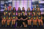 26 May 2017; The Lidl Teams of the League Awards were presented at Croke Park on Friday, May 26th. The best players from the 4 Divisions of the Lidl National Football Leagues are selected in their position on their Divisional team. Managers from opposition teams voted for the most impressive players from each match with the player receiving the most votes selected in their position on their Divisions best fifteen. The Lidl Division 4 Team of the League is pictured with LGFA president, Marie Hickey, right, and Lidl Representative Laura Byrne. Photo by Sam Barnes/Sportsfile