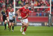 20 May 2017; Conor Murray of Munster during the Guinness PRO12 semi-final between Munster and Ospreys at Thomond Park in Limerick. Photo by Diarmuid Greene/Sportsfile