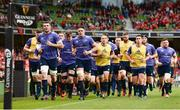 27 May 2017; Munster captain Peter O'Mahony leads his team into the dressing room ahead of the Guinness PRO12 Final between Munster and Scarlets at the Aviva Stadium in Dublin. Photo by Diarmuid Greene/Sportsfile