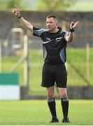 27 May 2017; Referee Rory Hickey during the Munster GAA Football Senior Championship Quarter-Final match between Waterford and Cork at Fraher Field in Dungarvan, Co Waterford. Photo by Matt Browne/Sportsfile