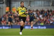 27 May 2017; Referee Nigel Owens during the Guinness PRO12 Final between Munster and Scarlets at the Aviva Stadium in Dublin. Photo by Diarmuid Greene/Sportsfile